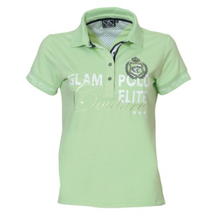 HV Polo Crown Short Sleeve Polo Shirt Catal
