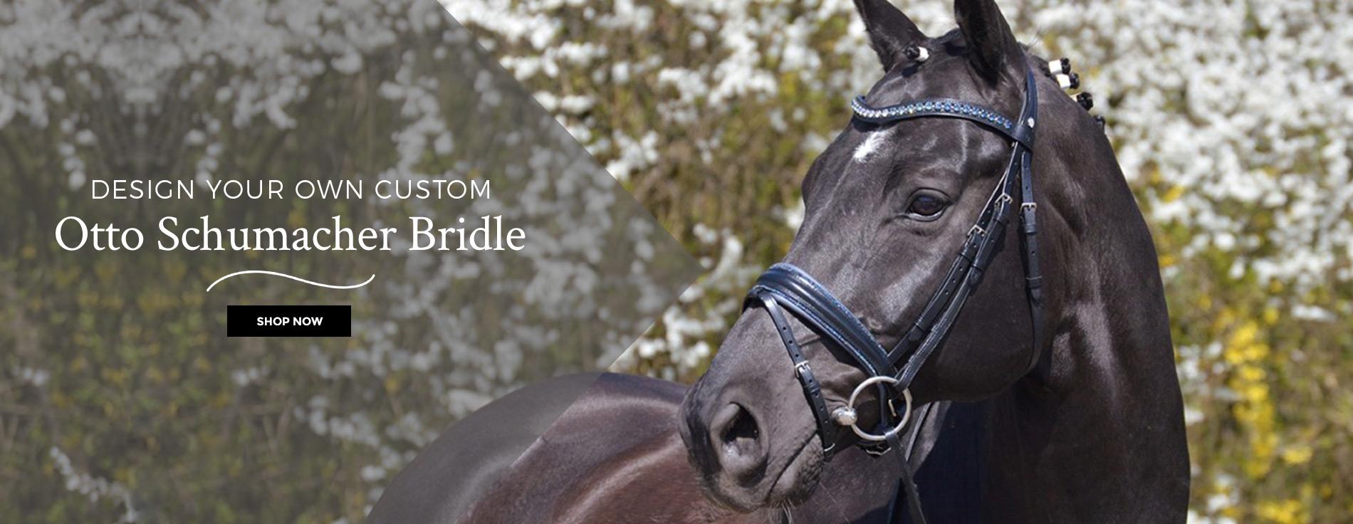 Equestrian Apparel, Customizable Tack, & Fashionable Accessories