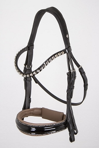 OS Comfort XS Double Bridle - Custom