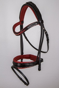 OS Warendorf Feel-Good Snaffle Bridle - Custom