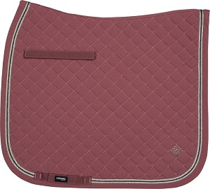 Dressage Saddle Pad in Crushed Berry from Catago